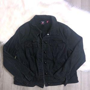 Torrid Denim Jacket Size 1